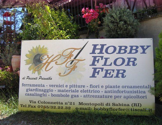 hobbyflorfer cartellone